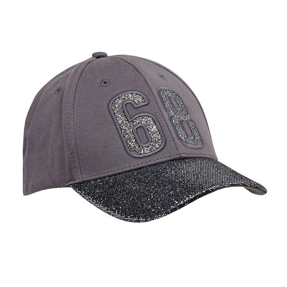 Glitter Peak Cap