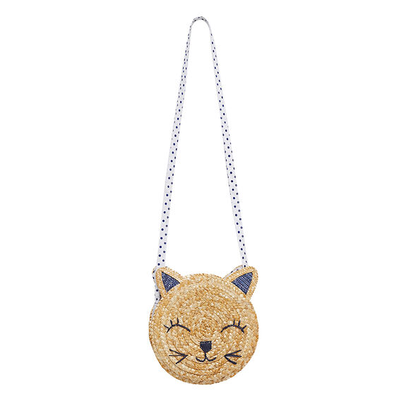 Straw Cat Bag