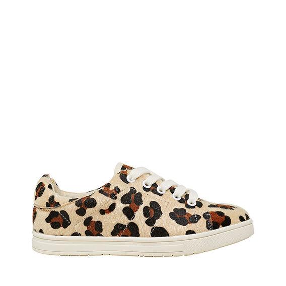 Fur Ocelot Sneaker