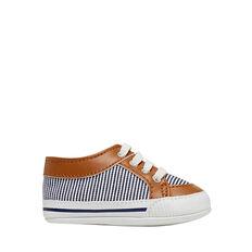 Stripe Contrast Sneaker