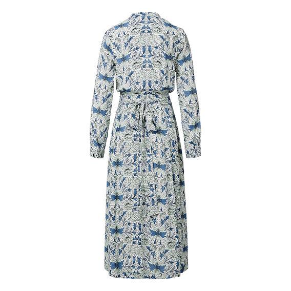 Flora Wrap Dress