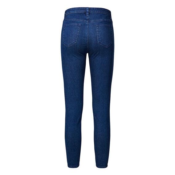 Raw Denim Jean
