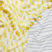 Pineapple Stripe Scarf