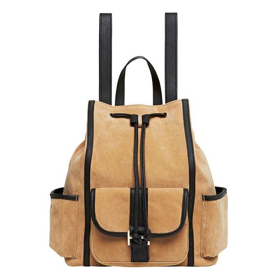 Sabrina Contrast Backpack