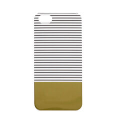 Stripe and Gold Phone Case 5