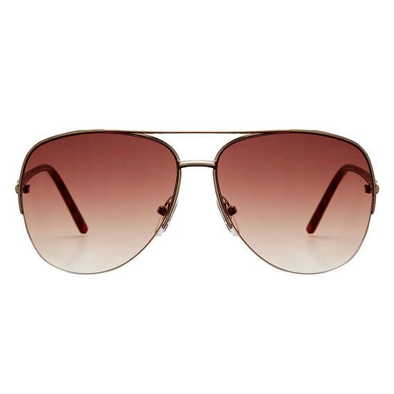 Penny Aviator Sunglasses