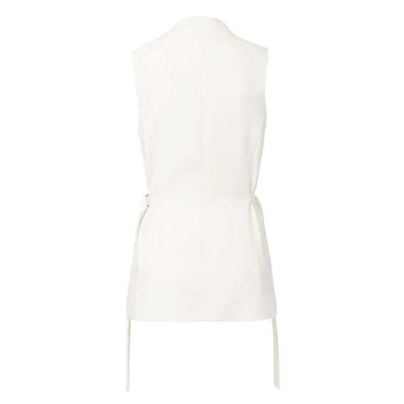 Collection D-Ring Tie Waistcoat