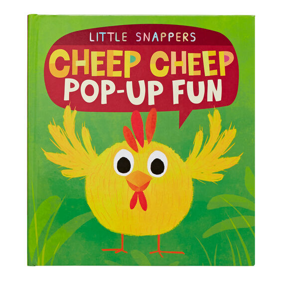Cheep Cheep Pop Up Book