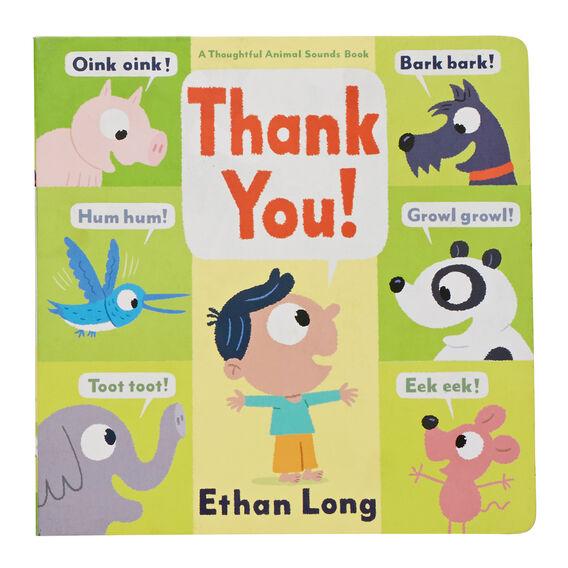 Thank You Book
