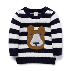 Bear Knit Sweater