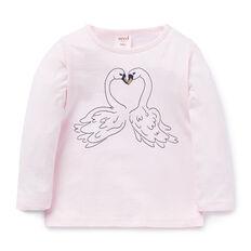 Swan Heart Tee
