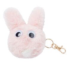 Fur Bunny Keyring