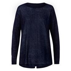 Cross Back Sweater
