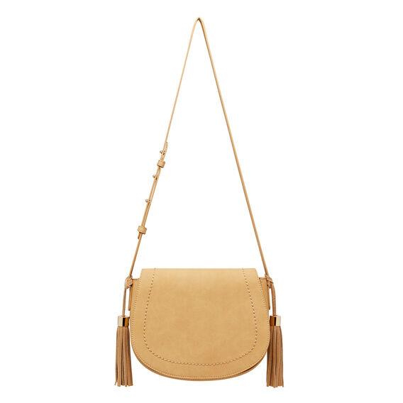 Heidi Tassel Saddle Bag