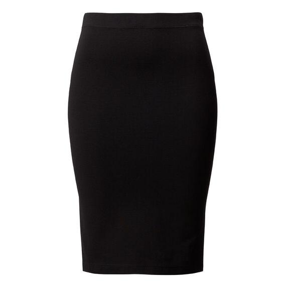 Basic Ponte Skirt