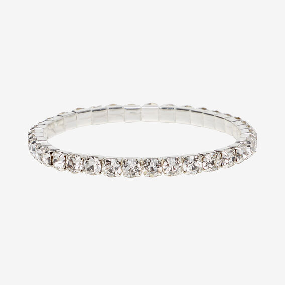Diamante Stretch Bracelet