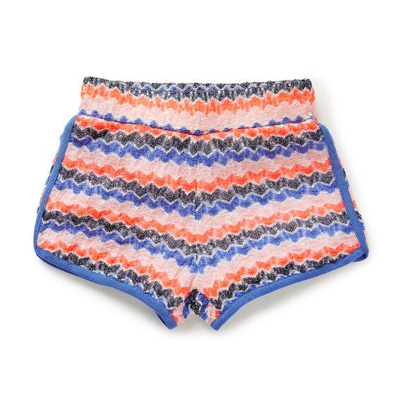 Lurex Knit Short