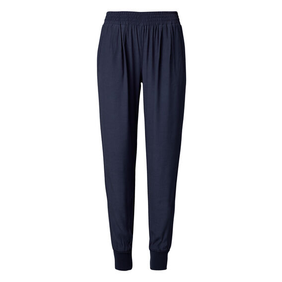 Relaxed Rib Cuff Pant