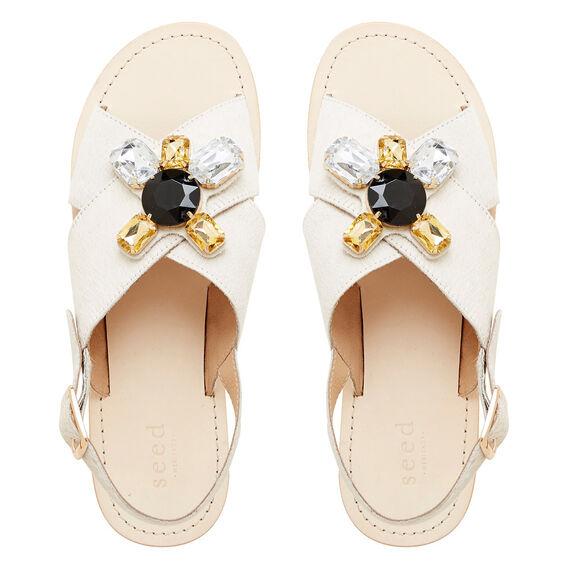 Imogen Embellished Sandal