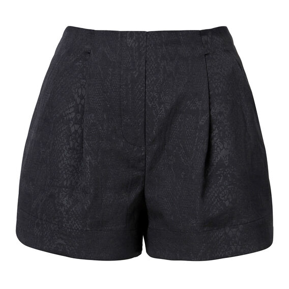 Collection Snake Flare Short