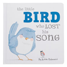 The Bird Who Lost His Song Book