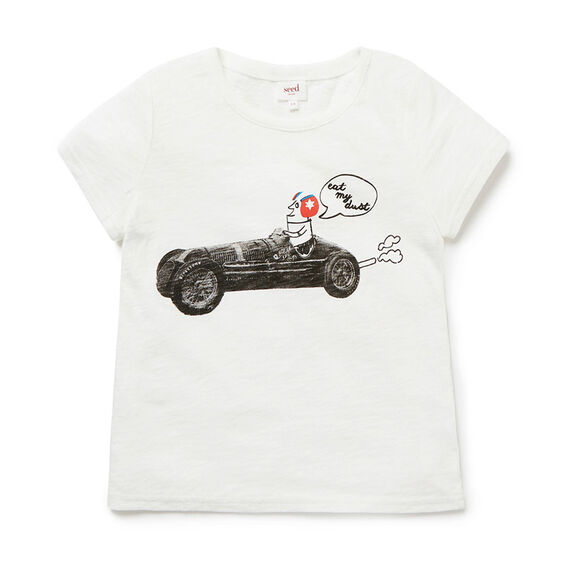 Car And Driver Tee