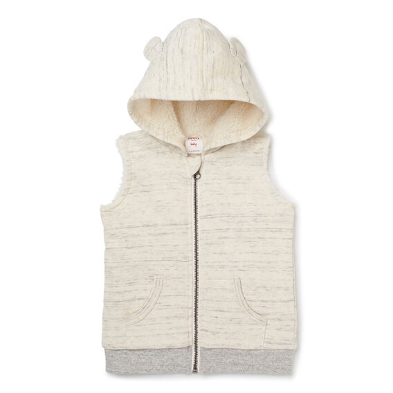 Novelty Hooded Vest