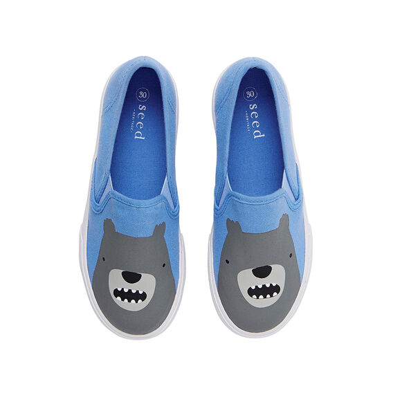 Novelty Face Pull On Shoes