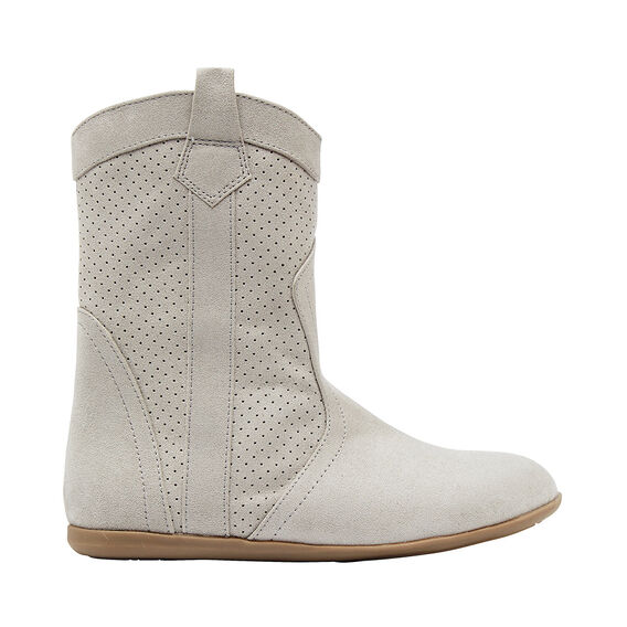Tall Perforated Boot