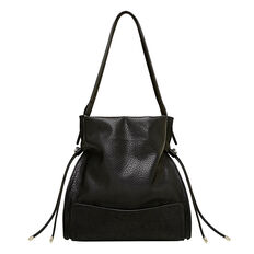 Slouch Drawstring Tote