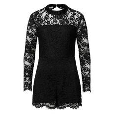 Collection Lace Jumpsuit