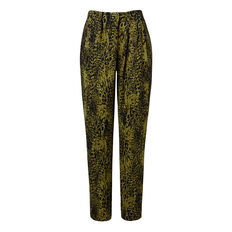 Collection Printed Wrap Pant