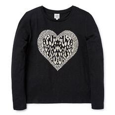 Ocelot Heart LS Tee