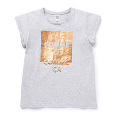 'Comme Ci' SS Tee