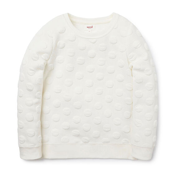 Quilted Spot WIndcheater