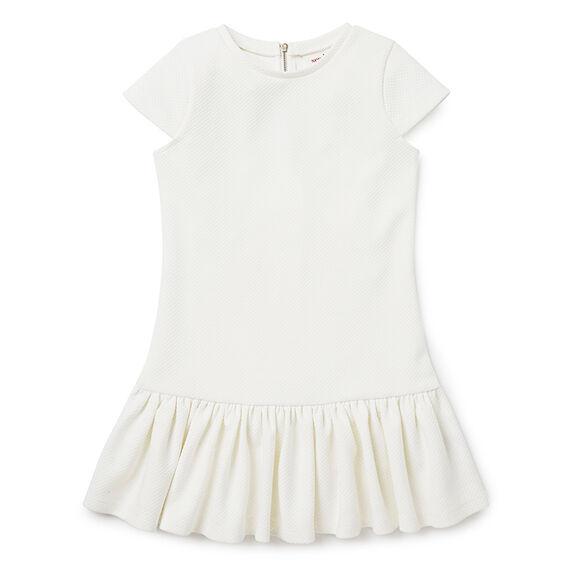 Picot Dress