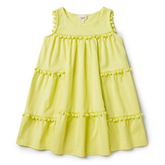 Pom Pom Dress