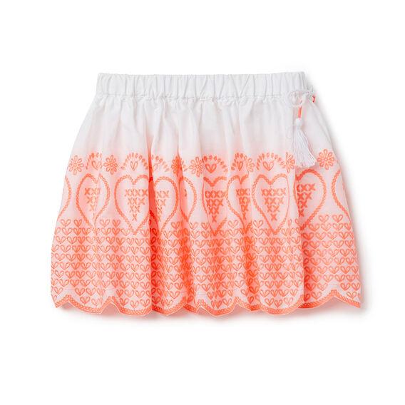 Broderie Skirt