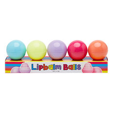 Lip Balm Balls- 5 Pack