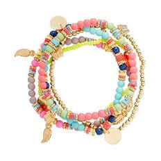 Indian Multi Jumble Bracelet
