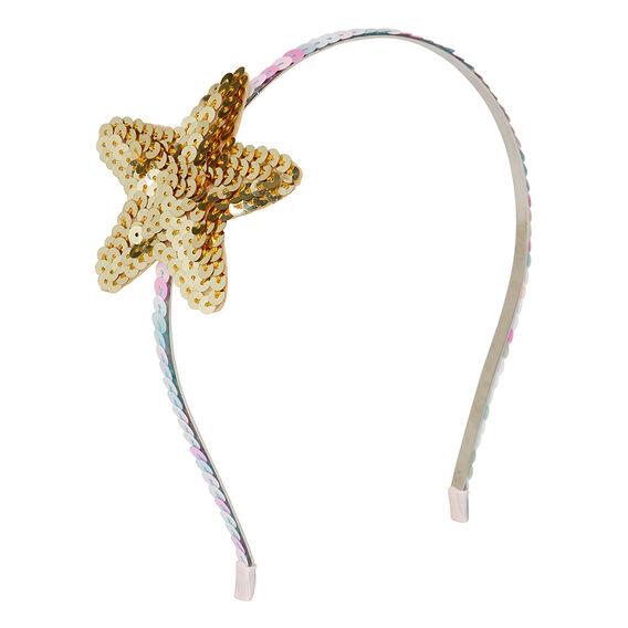 Star Sequin Headband