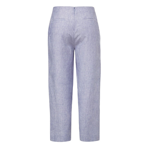 Button Flare Pant