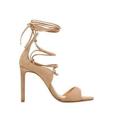 Valerie Tie Up Heel
