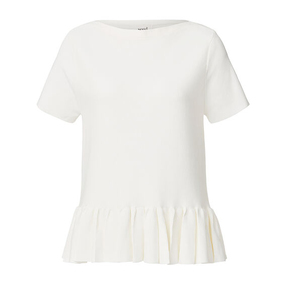Collection Crepe Frill Top