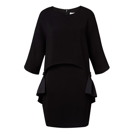 Collection Cocoon Frill Dress