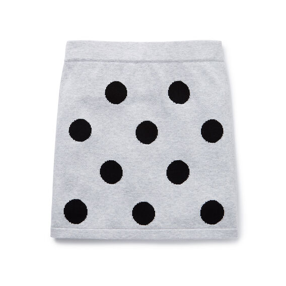 Spot Knit Skirt