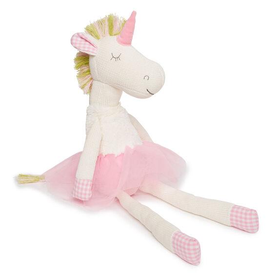 Unicorn Ballerina Doll