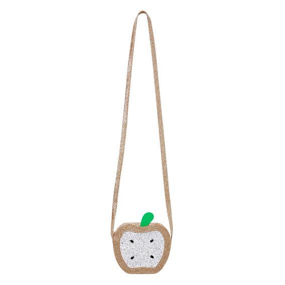 Glitter Apple Bag