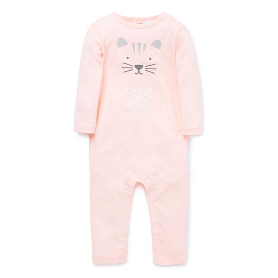 Novelty Kitten Jumpsuit