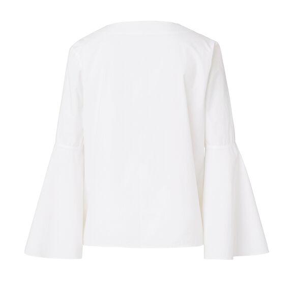 Flare Sleeve Top